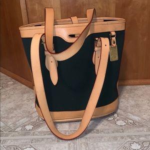 Dooney and Burke Bucket purse